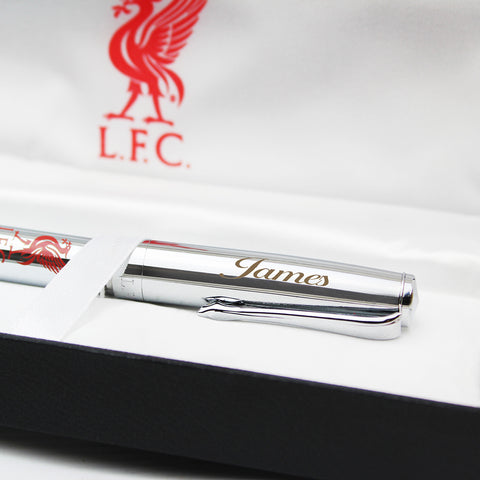 Personalised Liverpool Pen Present