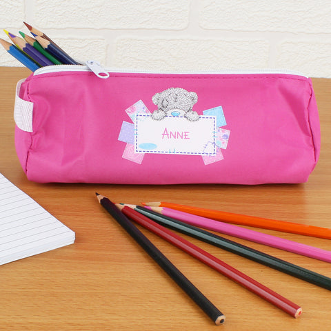 Personalised Me To You Girls Pencil Case Present