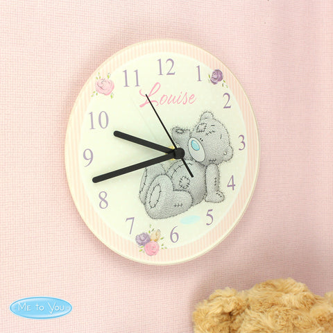 Personalised Me to You Clock
