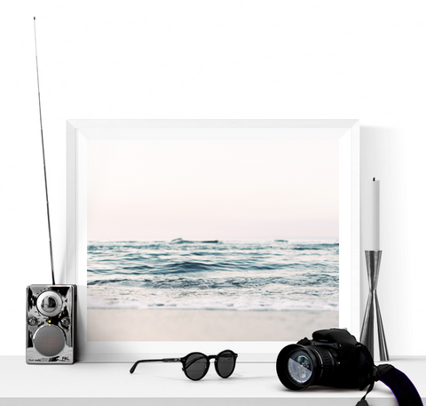 Beach Photographic Printable