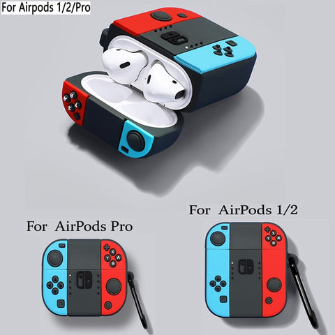 Silicone Classic Game Console Retro Earphone Headset freeshipping - Just369.com