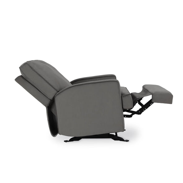 Addison Chair and a Half Rocker Recliner - Gray - N/A