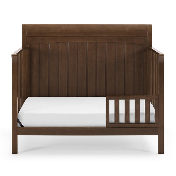 Collins Toddler Guardrail - Brown - N/A