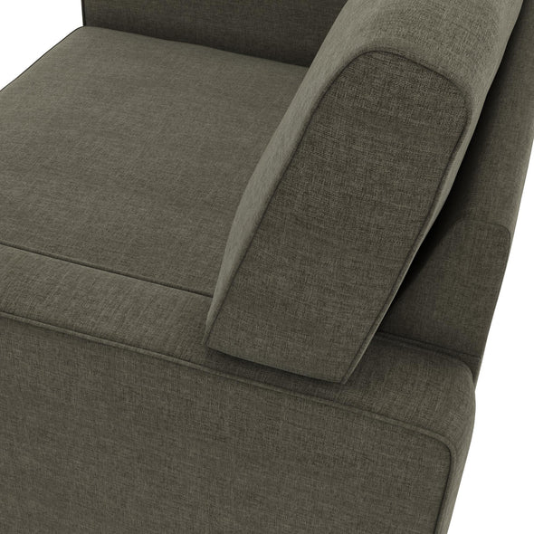Coco Chair and a Half and Glider - Gray - N/A