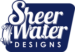 Sheer Water Designs - Indigo Pool Patio BBQ