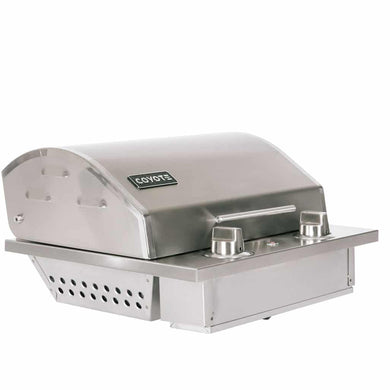 Coyote Electric Grill - Indigo Pool Patio BBQ