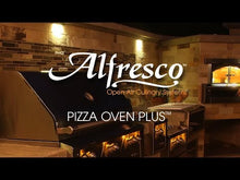 Load and play video in Gallery viewer, Alfresco Pizza Oven Plus
