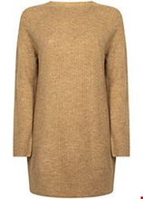 Load image into Gallery viewer, TRAMONTANA TUNIC HEAVY KNIT CAMEL
