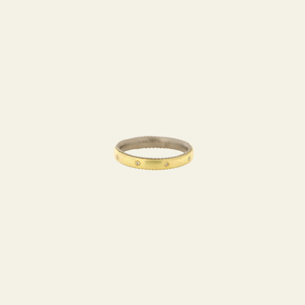 Anello Proust <br /> Oro Fairtrade 18k <br />