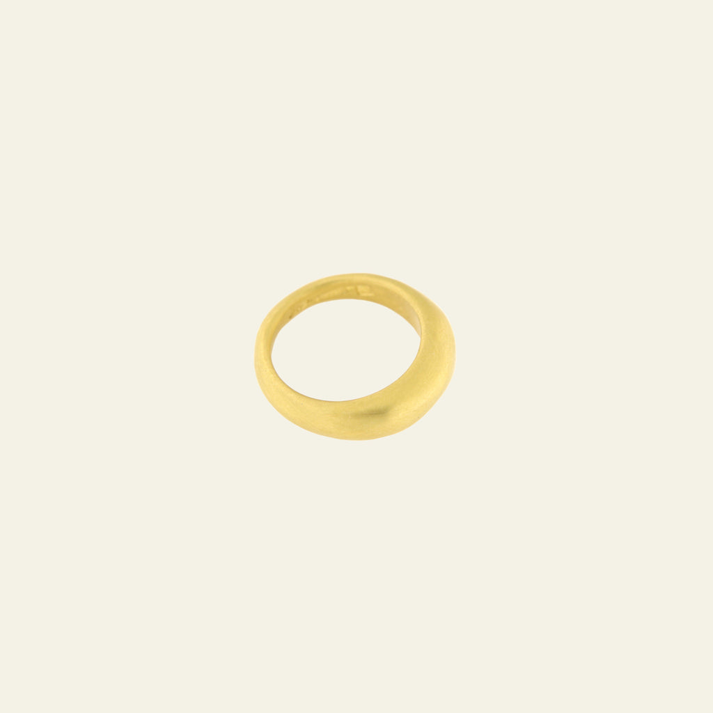 Anello Tesoro <br /> Oro Fairtrade 22k <br />