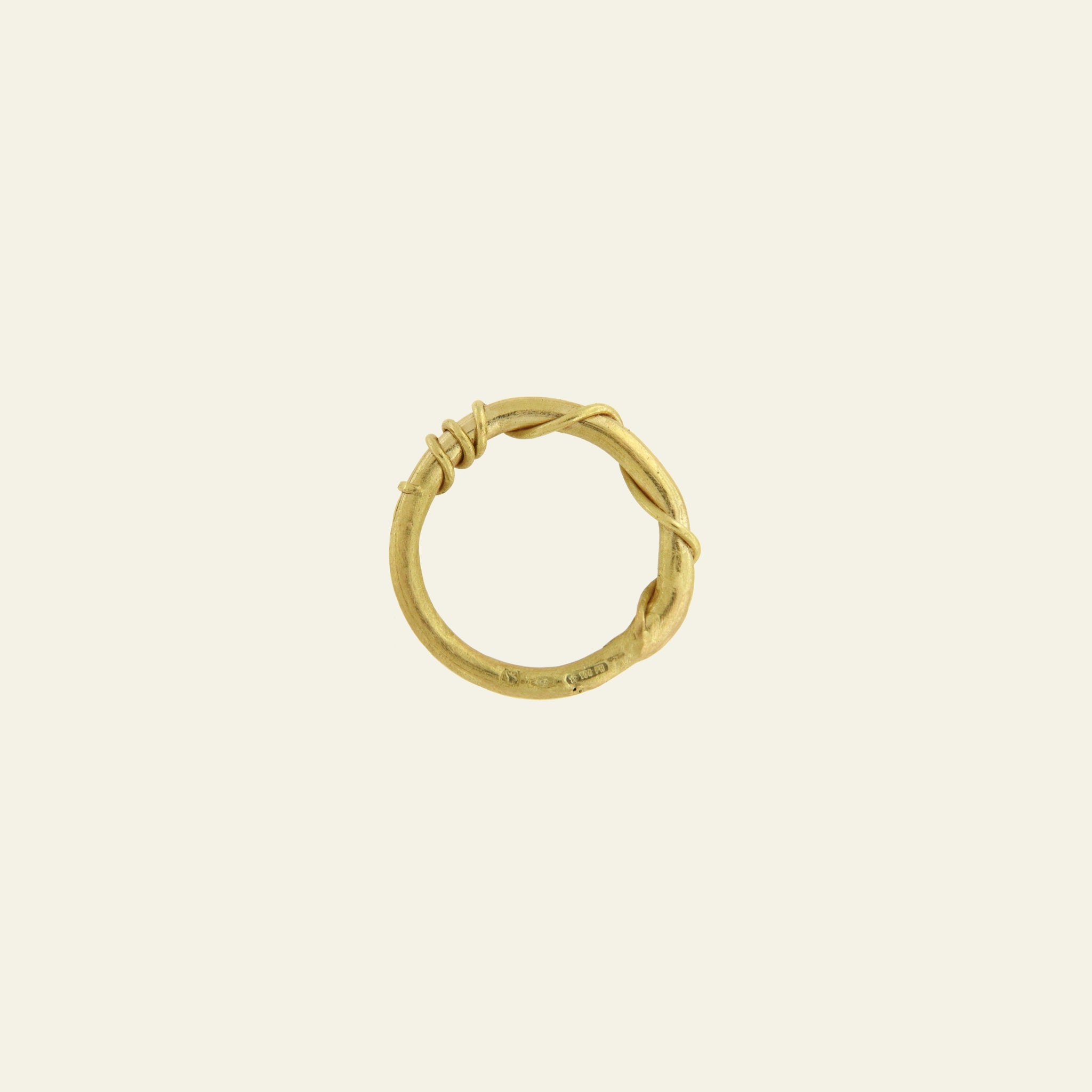 Anello Vite <br /> Oro Fairtrade 18k <br />
