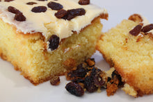 Load image into Gallery viewer, Spotted Dick & Custard Cake