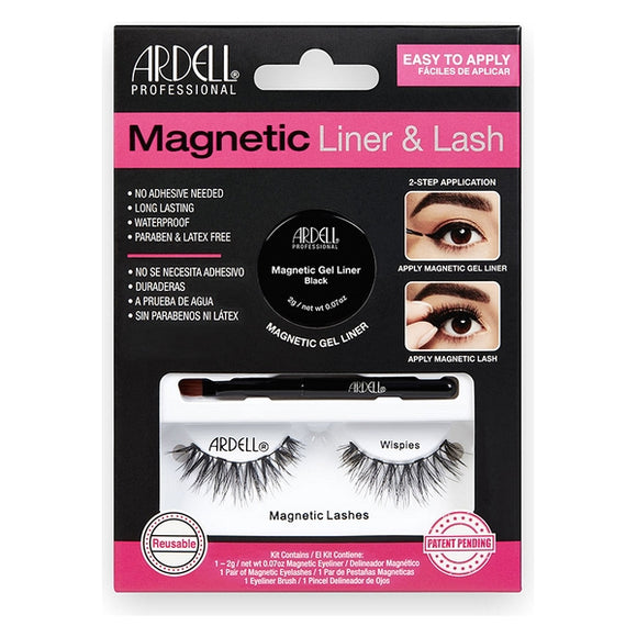 False Eyelashes Magnetic Ardell