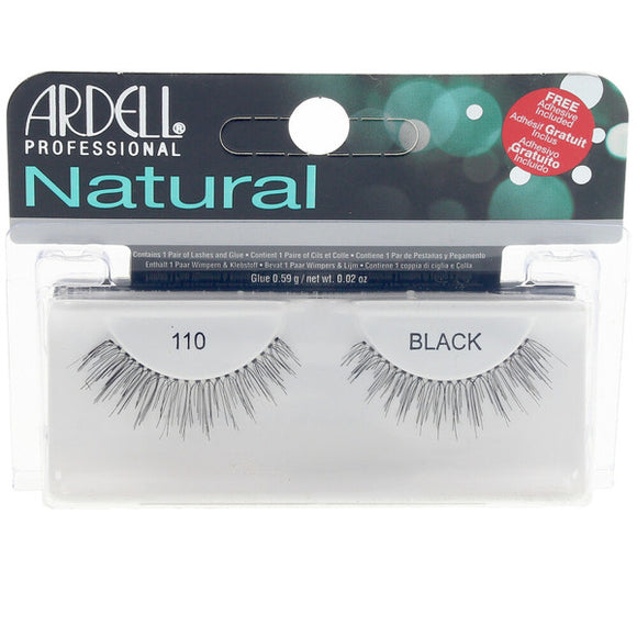 False Eyelashes Ardell 110 Black