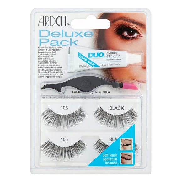 False Eyelashes Deluxe Ardell (6 pcs)