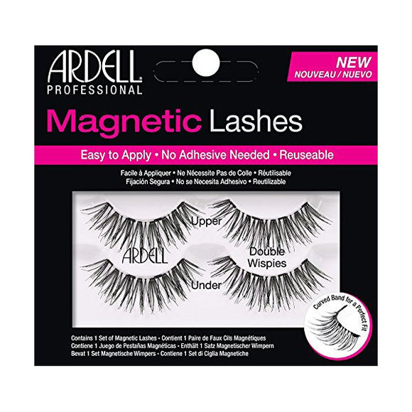 False Eyelashes Double Wispies Ardell