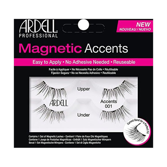False Eyelashes Magnetic Accent Ardell