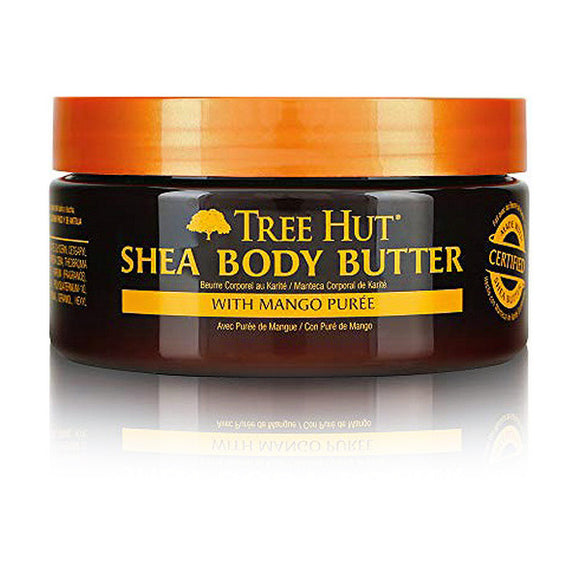 Body Cream Manteca Karite Mango Tree Hut (198 g)