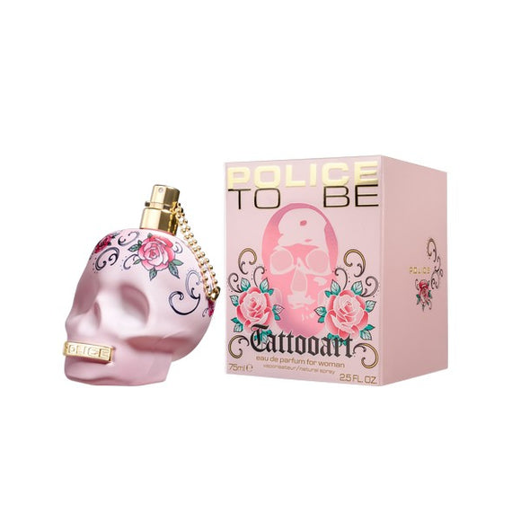 Women's Perfume To Be Tattoo Art Police EDP (75 ml)