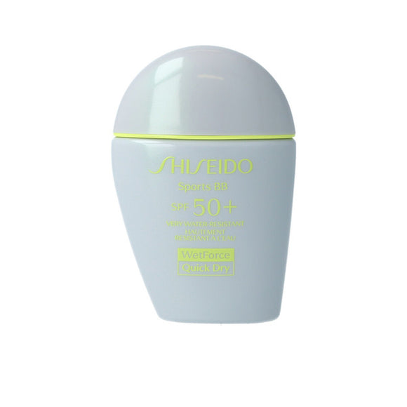 Make-up Effect Hydrating Cream Sun Care Sports Shiseido SPF50+ (12 g)