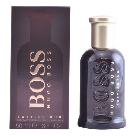 Men's Perfume Boss Bottled Oud Hugo Boss EDP (50 ml)