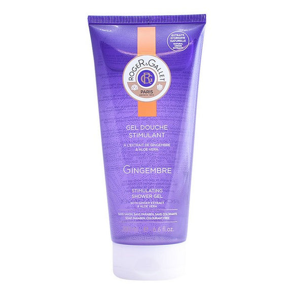 Shower Gel Gingembre Roger & Gallet (200 ml)