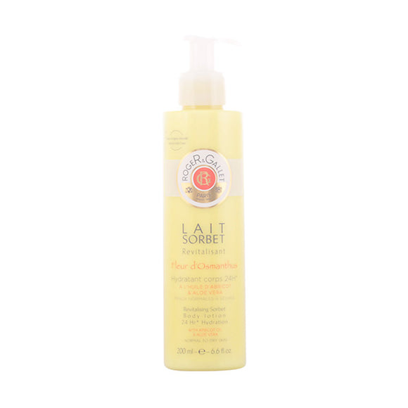 Body Lotion Fleur D´Osmanthus Roger & Gallet