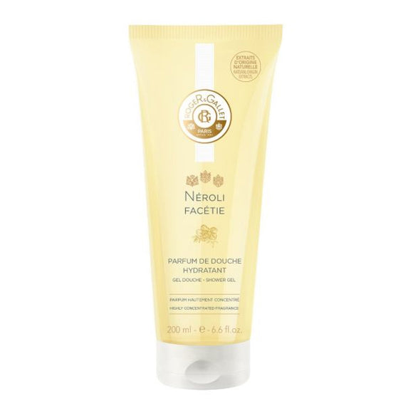 Bath Gel Néroli Facétie Roger & Gallet (200 ml)