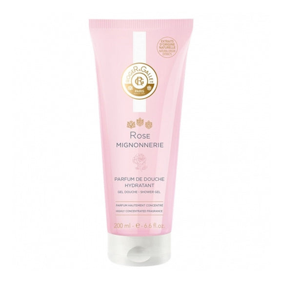 Bath Gel Rose Mignonnerie Roger & Gallet (200 ml)