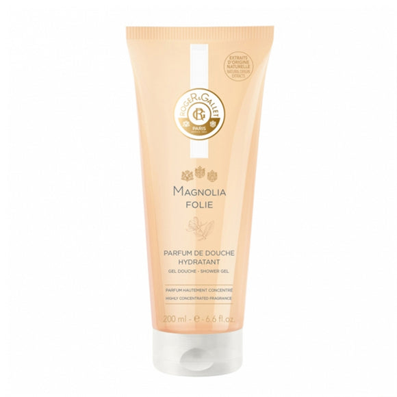 Bath Gel Magnolia Folie Roger & Gallet (200 ml)