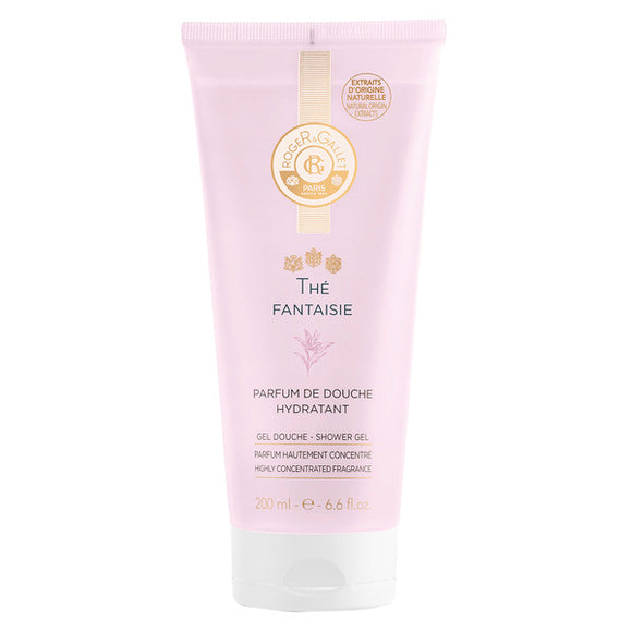 Bath Gel Thé Fantasie Roger & Gallet (200 ml)