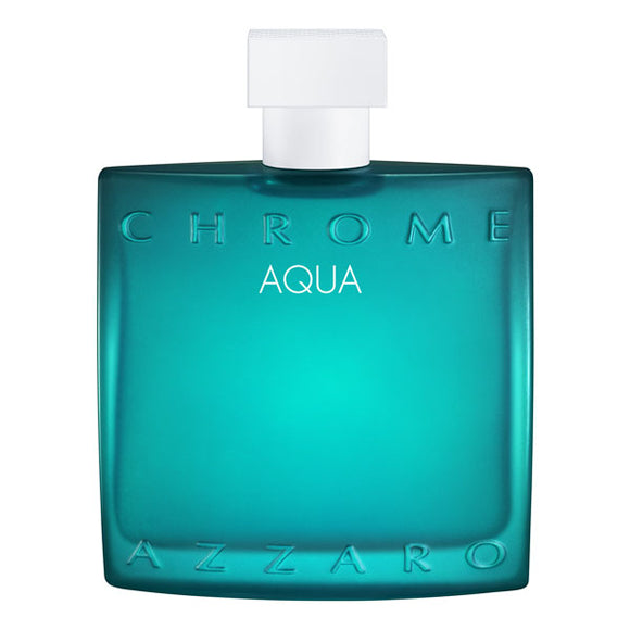 Men's Perfume Chrome Aqua Azzaro EDT