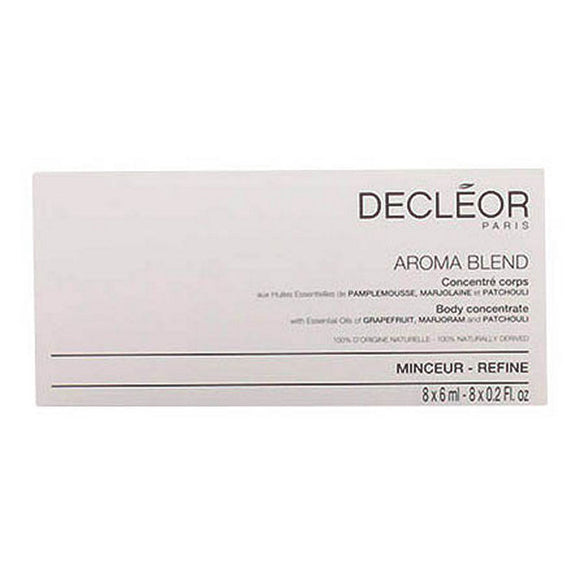 Reductive Body Oil Concentrate Aromablend Decleor