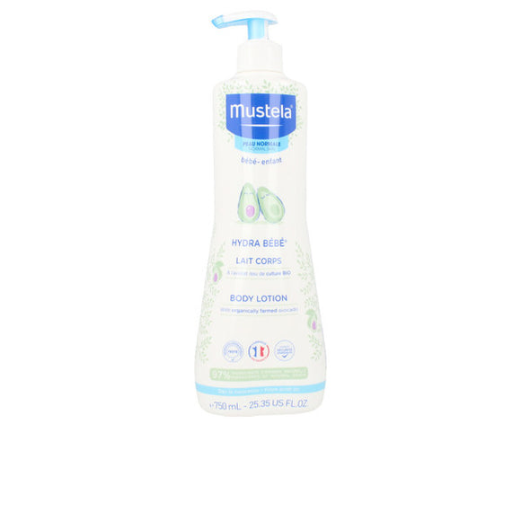 Body Milk Mustela Hydra (750 ml)