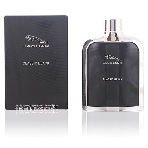 Men's Perfume Jaguar Black Jaguar EDT