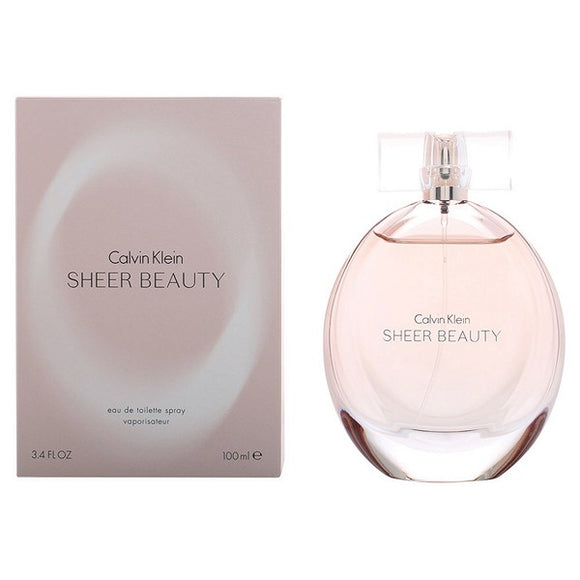 Women's Perfume Sheer Beauty Calvin Klein EDT