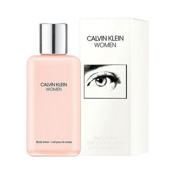 Body Lotion Women Calvin Klein (200 ml)
