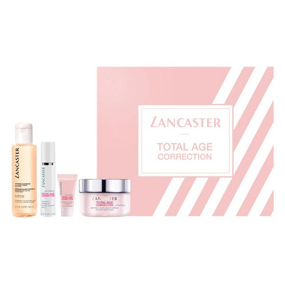 Women's Cosmetics Set Total Age Correction Lancaster (4 pcs)