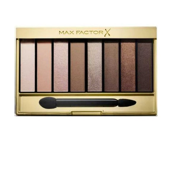 Eye Shadow Palette Nude Shadows Max Factor