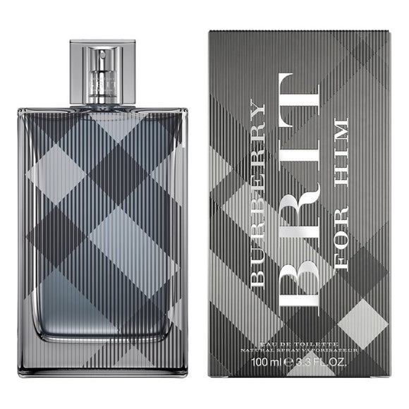 Men's Perfume Brit for Him Burberry EDT (100 ml)