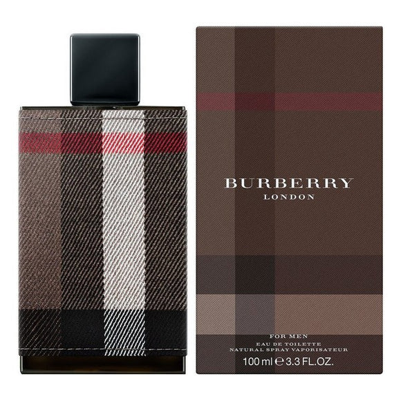 Men's Perfume London For Men Burberry EDT (100 ml)