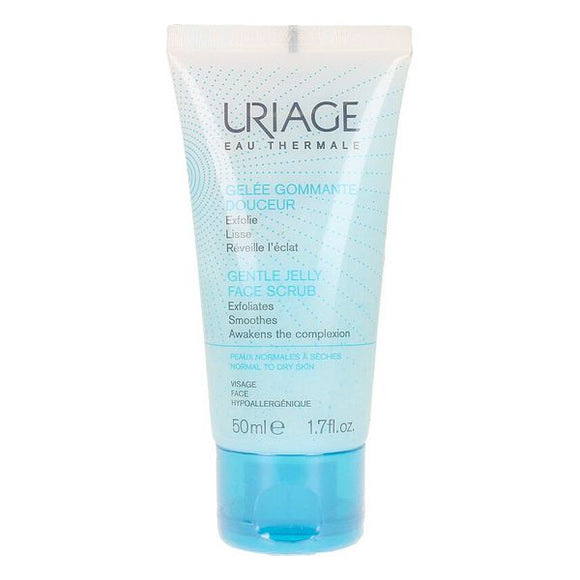 Exfoliating Facial Gel Gentle New Uriage (50 ml)