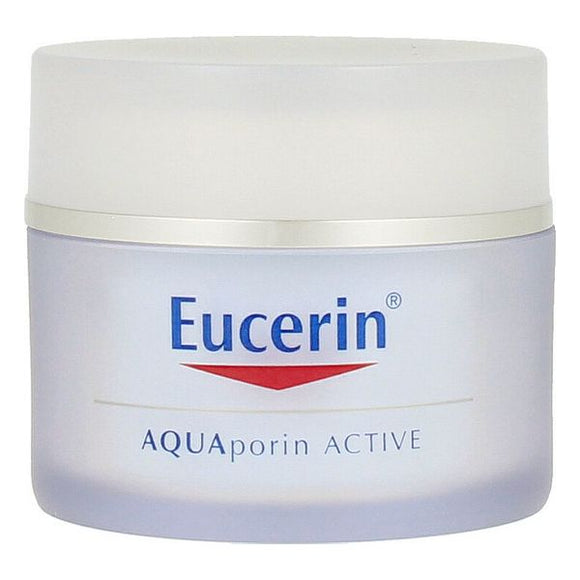 Hydrating Cream Eucerin Aquaporin Active Dry Skin (50 ml)