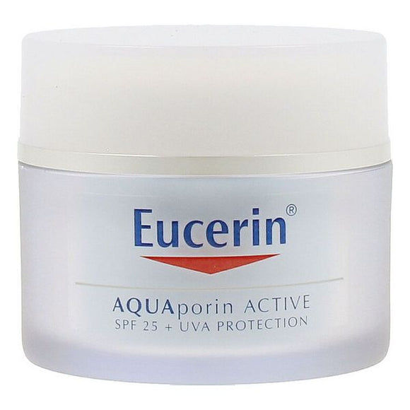 Hydrating Cream Eucerin Aquaporin Active Spf 25 UVA (50 ml)