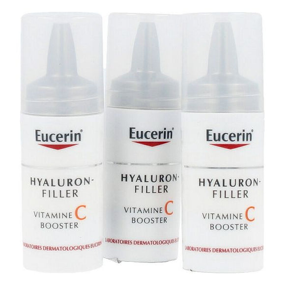 Ampoules Eucerin With hyaluronic acid Vitamin C (3 x 8 ml)