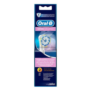 Spare for Electric Toothbrush Sensi Ultrathin Clean Oral-B