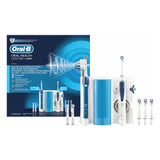Electric Toothbrush + Oral Irrigator Oral-B OC501 White Blue