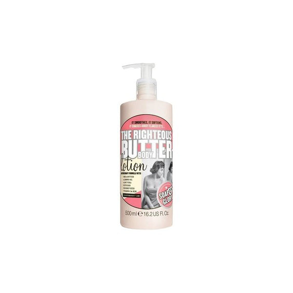 Hydrating Cream The Righteous Butter Soap & Glory (500 ml)