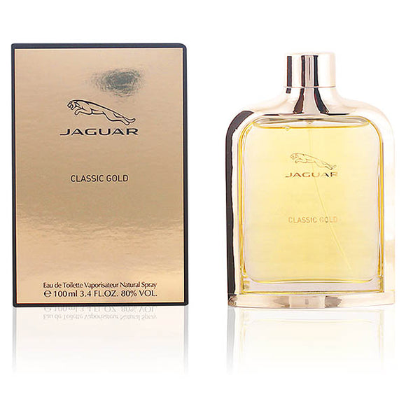 Men's Perfume Jaguar Gold Jaguar EDT