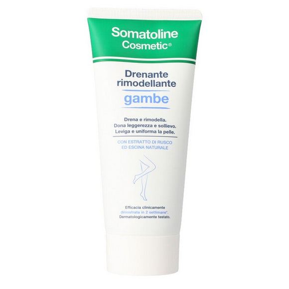 Tired Leg Gel Drenante Somatoline (200 ml) (200 ml)